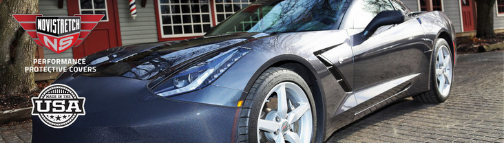 NoviStretch™ Protective Covers for C5-C7 Corvettes