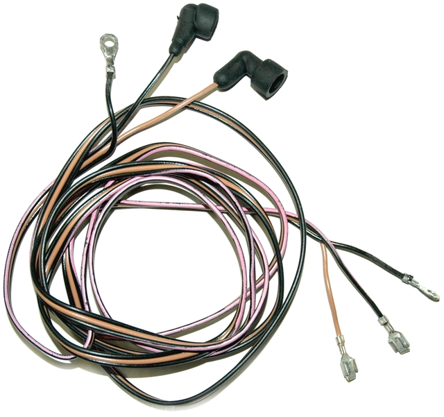 1964 Corvette Wiring Harness  36 Gallon Fuel Tank Sending
