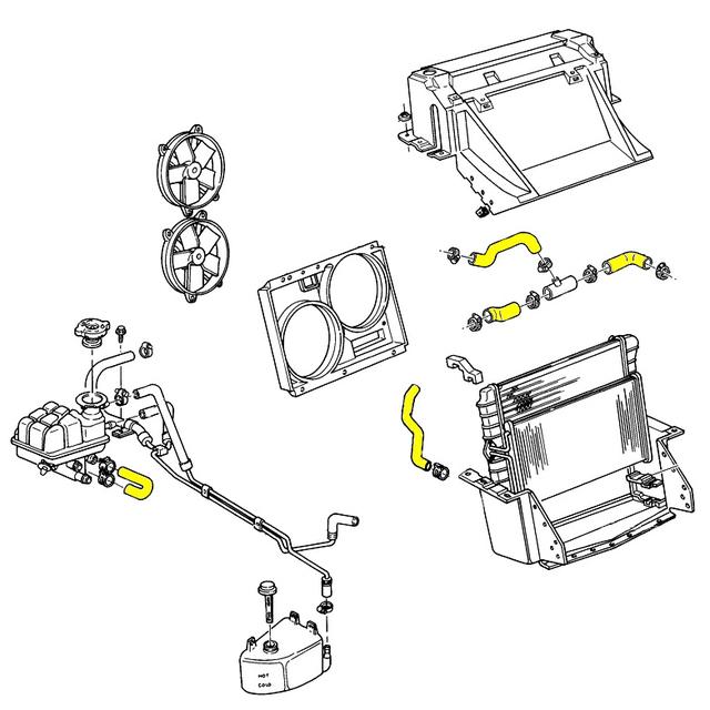 c4 corvette radiator replacement  c4  free engine image