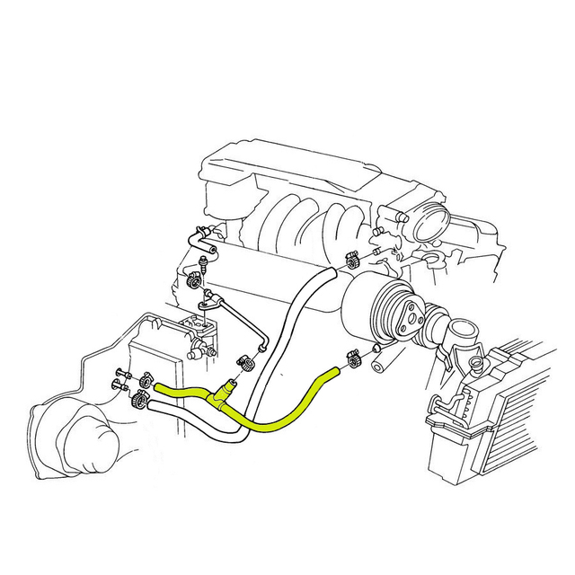 380721 Radiator Replacement Needed Any Tips moreover 472713 Possible Replace Transmission Line Flare Nut moreover Ford C6 Transmission Parts Diagram also Toyota 1MZFE Timing Belt Replacement Camry Avalon ES300 in addition Ford Ranger Automatic Transmission Lines Diagram. on standard transmission cooler lines