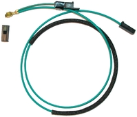 Corvette Wiring Harness, engine idle solenoid (automatic with air conditioning)
