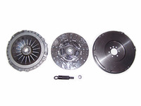 Corvette Conversion Kit, single mass flywheel & clutch for manual transmission (LT1 engine) single mass replacement