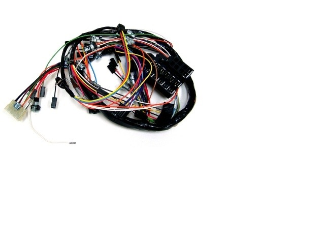 1963 Corvette Wiring Harness  Main Dash  Without Reverse