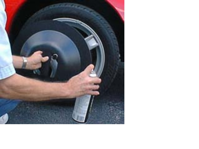 Corvette The Wheel Shield Detailing Tool Sized For 17