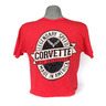 "Red ""Made in America"" C7 Corvette Shirt"