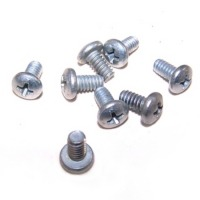 1968 - 1977E Screw Set, t-top weatherstrip retainer