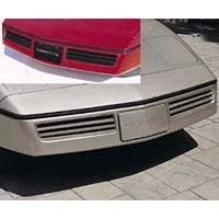 1984 - 1990 Parking Light Grilles - Black