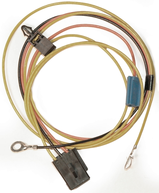 1980 1982 corvette wiring harness radio to power. Black Bedroom Furniture Sets. Home Design Ideas