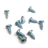 Corvette Screw Set, inner door trim panel clip retaining
