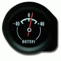 Corvette Gauge, battery / ammeter