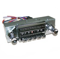 1961 - 1962 Reproduction Wonderbar Radio with Bluetooth
