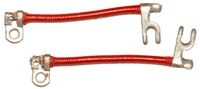 1953 - 1955 Wiring Harness, radio coaxial condenser leads