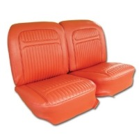 1958 Seat Cover Set, vinyl as original