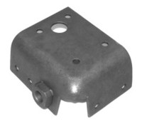 1965 - 1967 Reinforcement, right outer seatbelt mounting plate
