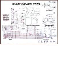1969 corvette chassis wiring diagram 1969 corvette diagram  electrical wiring corvetteparts com  1969 corvette diagram  electrical