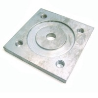 "1963 - 1979 Tool, rear halfshaft ""U"" joint outer flange support"