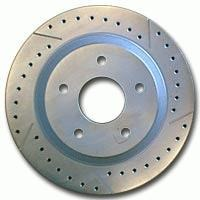 1988 - 1994 Rotor, left front performance 12""