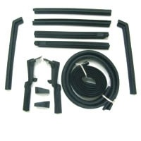1961 - 1962 Weatherstrip Package, convertible softtop (12 piece)