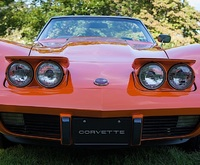 Corvette Headlamp Update Electronic Operation Conversion Kit