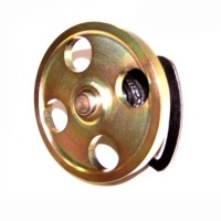 1969 - 1974 Idler Pulley Assembly, fan belt (427, & 454 engines with air conditioning)