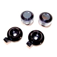 Corvette Knob Set, radio