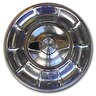 1956 - 1958 Wheel Disc, set of 4 with spinners