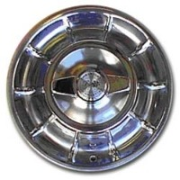 Corvette Wheel Disc, set of 4 with spinners
