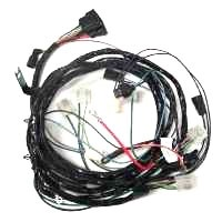 Corvette Wiring Harness, headlamp