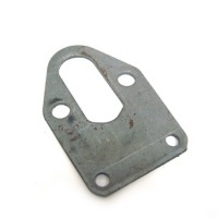 1955 - 1981 Plate, fuel pump mounting plate on engine