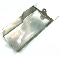 Corvette Shielding, upper ignition chrome cover (454 engine)