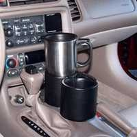 "Corvette ""Plug & Chug"" Cup Holder"