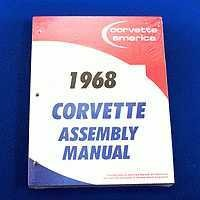 1968 Manual, assembly manual loose leaf