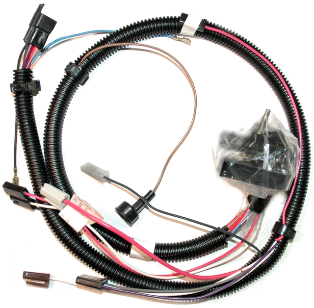 1978 Corvette Wiring Harness  Engine   Corvetteparts Com