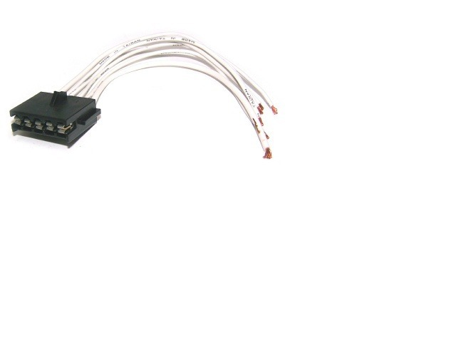 Engine Cooling Fan Switch Connector For 1984 Chevy Corvette J852NC