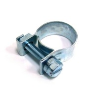 1961L - 1972 Clamp, radiator to supply tank hose (2 required)
