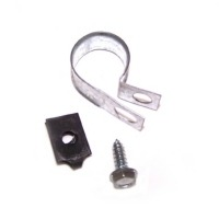 1956 - 1962 Clamp, antenna lower support