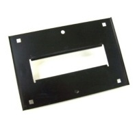 1966 - 1967 Bracket, front license plate mounting