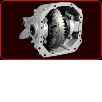 Corvette Differential, remanufactured assemby 3:08 ratio