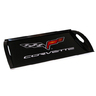 "C6 ""Corvette"" Black Serving Tray"