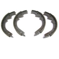 Corvette Shoe Set, rear brake