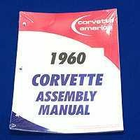 1960 Manual, assembly manual loose leaf