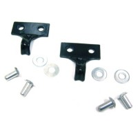 1963 - 1982 Bracket Kit, spare tire jack retainer with rivets