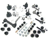 Corvette Front Suspension Deluxe Rebuild Kit