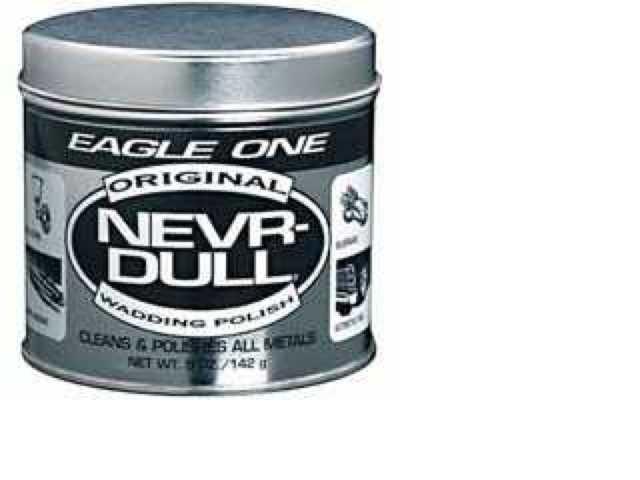 Chrome Cleaner For Cars : Corvette nevr dull chrome cleaner corvetteparts