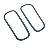 Corvette Gasket, pair outer door handle seal