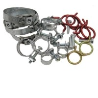 1965 Clamp Set, 396 engine cooling hose