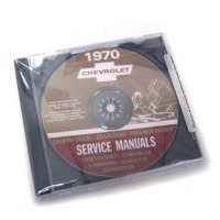 1970 CD Manual, shop / service