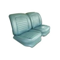 1959 Seat Cover Set, vinyl as original