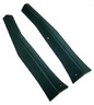 1991 - 1996 Door Opening Rear Sill Extension Trim (pair)