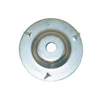 1953 - 1962 Cup, spare tire storage cover hold down bolt